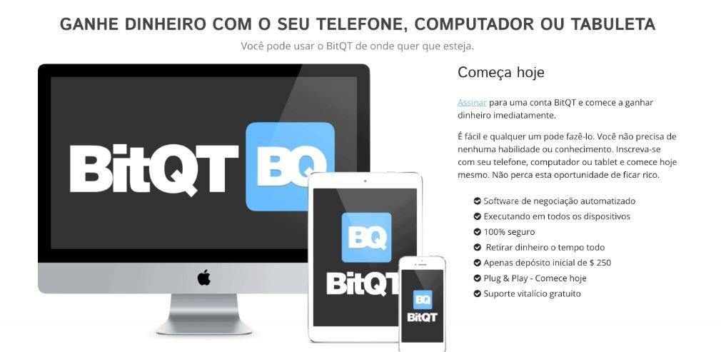 BitQT sucesso