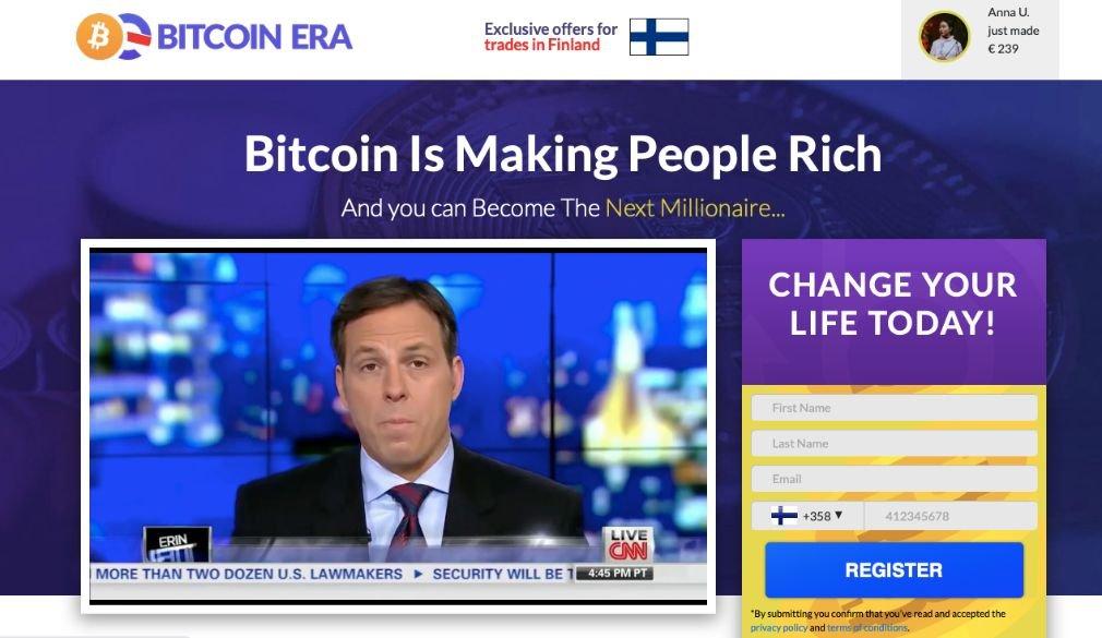 Bitcoin Era arvostelu