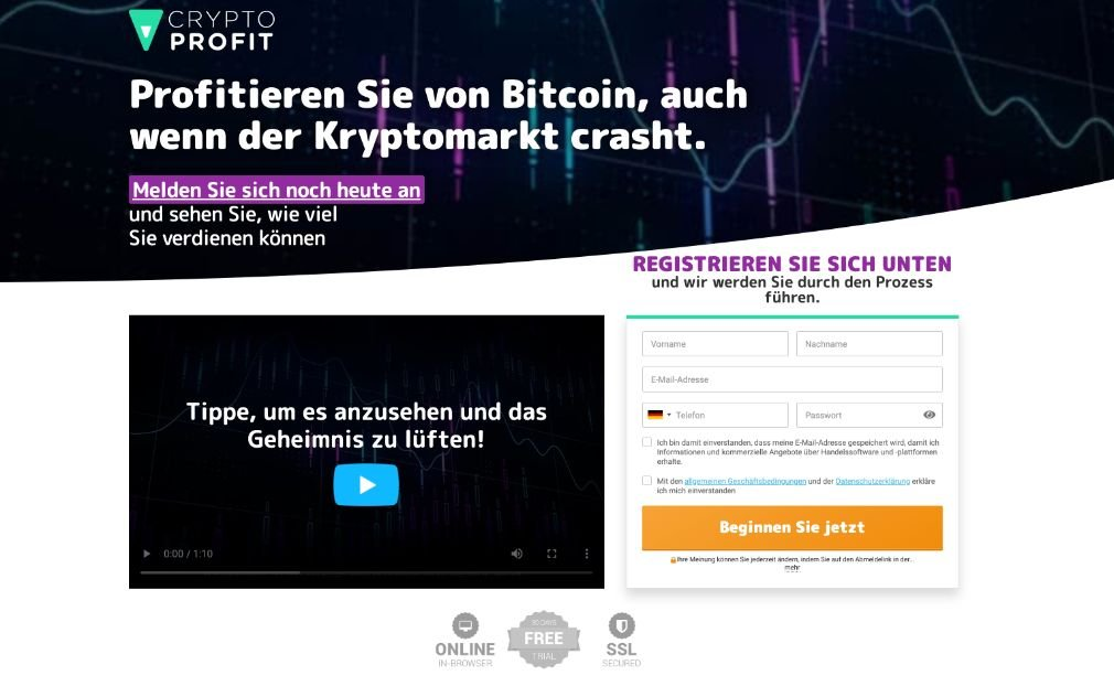 Crypto Profit Erfahrungen und Test