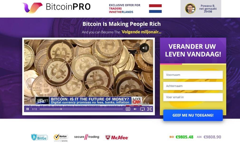 Bitcoin Pro Ervaringen & Reviews