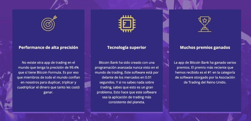 Bitcoin Bank benefico