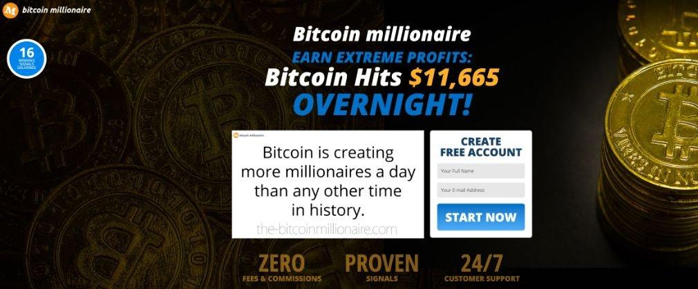Bitcoin Millionaire Oszustwo