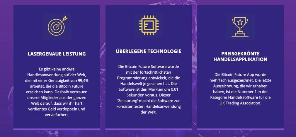 Bitcoin Future Vorteile