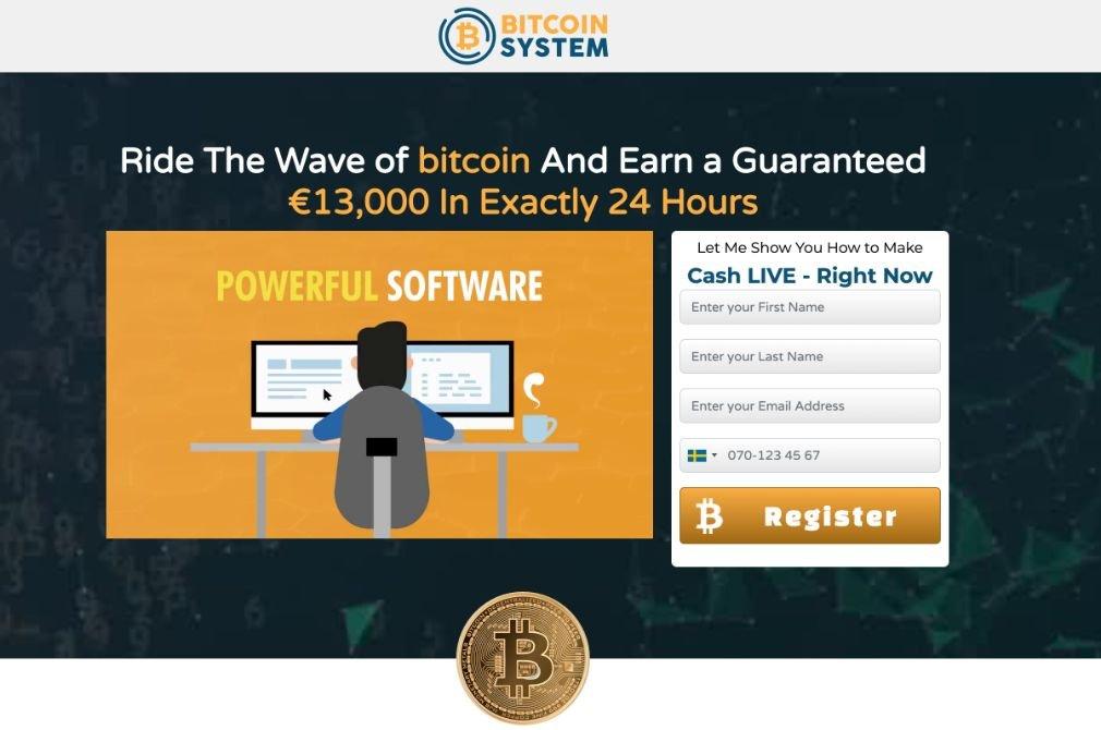 Bitcoin System bluff