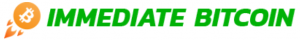 Umiddelbart Bitcoin-logo