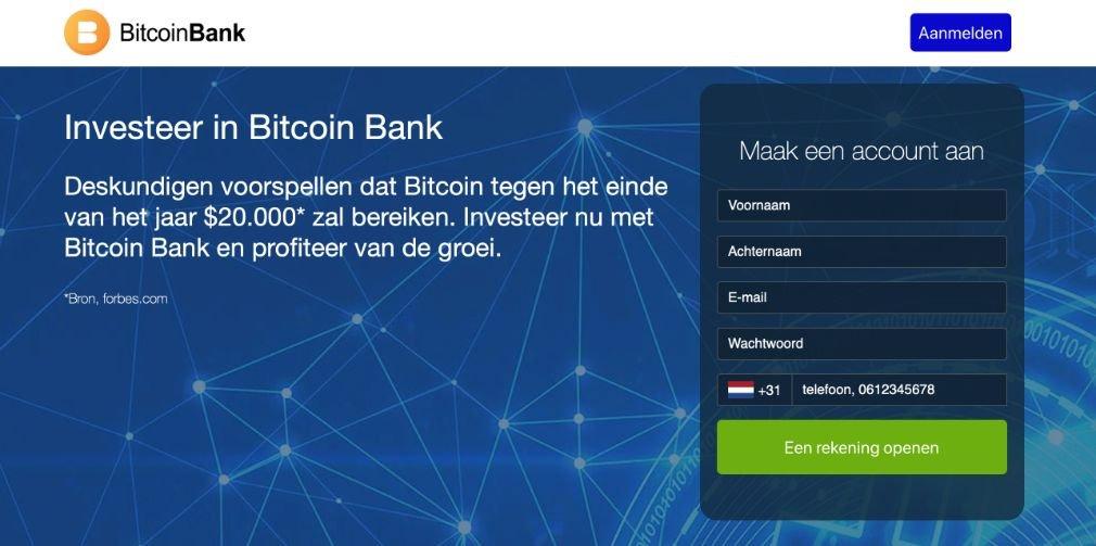 Crypto Bank Ervaringen & Reviews