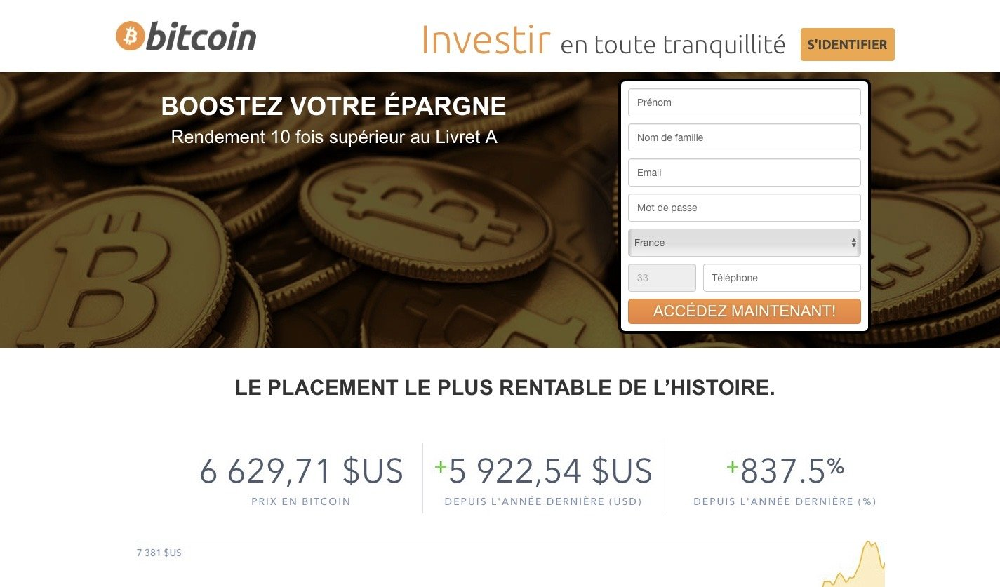 Avis sur Bitcoin Code