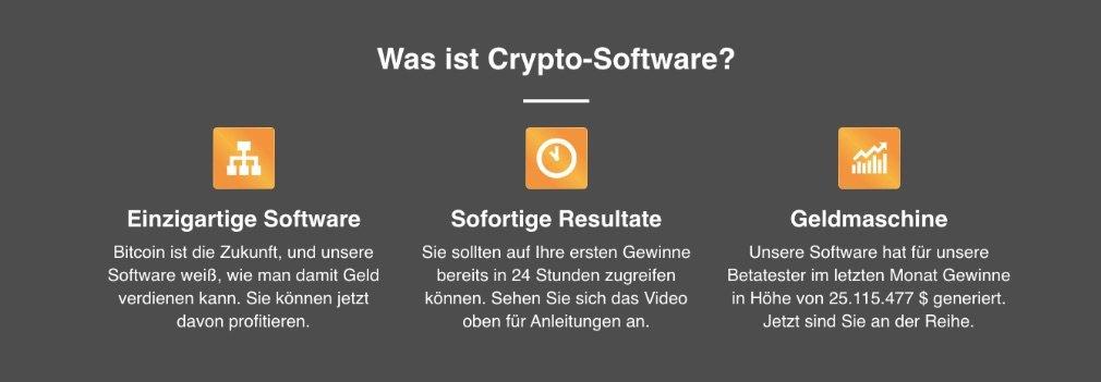 Cryptosoft was ist es?