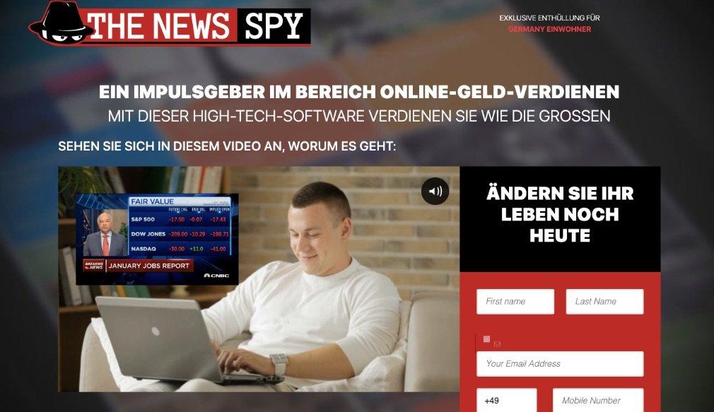 The News Spy Erfahrungen und Test