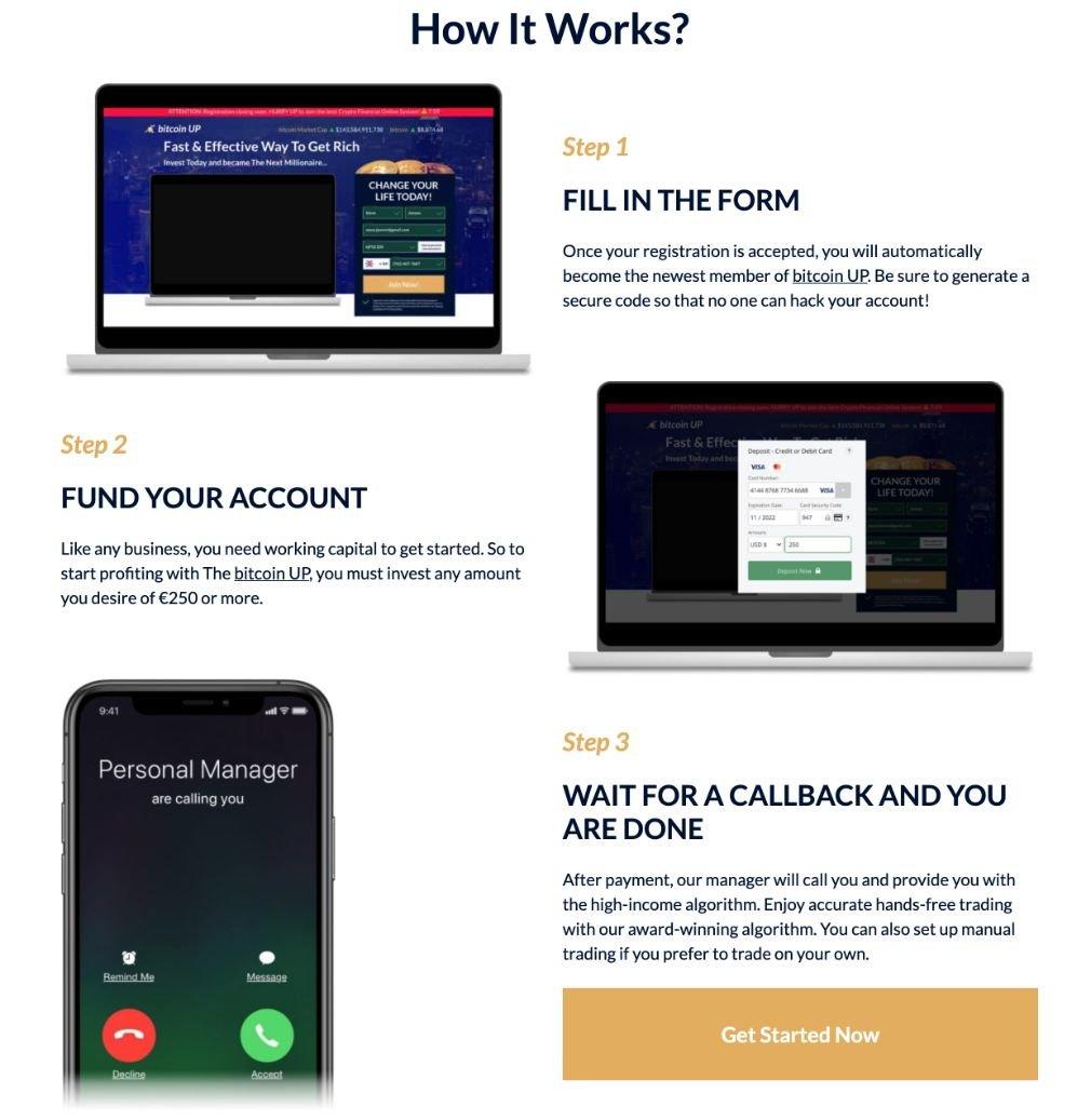 Bitcoin UP hvordan det fungerer